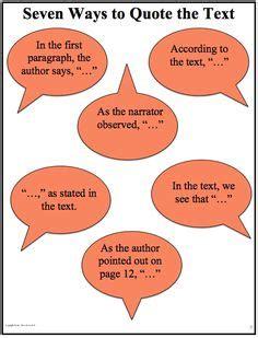 Useful sentence starters for essays